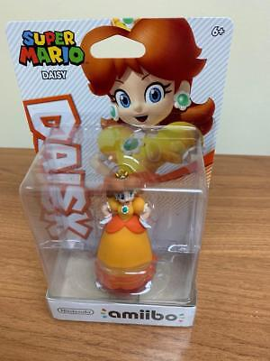 Daisy Nintendo Amiibo - Super Mario Series - Brand New - US Version
