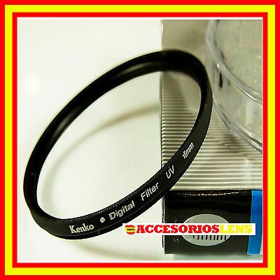 FILTRO UV KENKO HOYA UV PROTECTOR DE 62 mm doble rosca UV HD DIGITAL