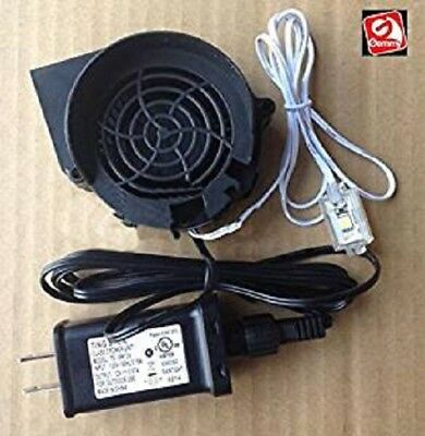Airblown Inflatable Replacement 1.0a FAN With 12v/1.0a Adapter JDH9733S