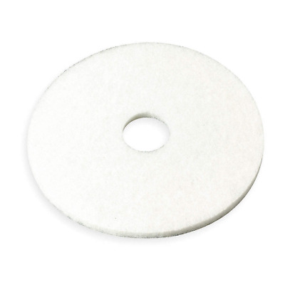 "ABILITY ONE 20"" Round Polishing Pad, 175 to 600 rpm,  5 PK - 7910-01-501-7027"