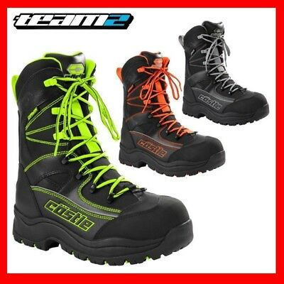 Castle X Force 2 Snowmobile Boot All Colors Snowmobile Snow Winter Warm Ice