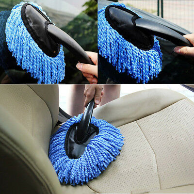 E634 Vehicle Auto Car Window Home Cleaning Wash Brush Dusting Microfiber Duster