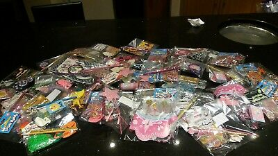 36 Assorted Party Lucky Dip Prizes Pocket Money Wholesale Joblot Girls