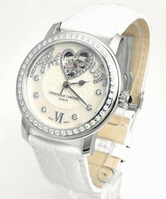 Frederique Constant Amour Heart Beat by ShuQi Ladies - Limited Edition  (neu)