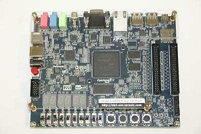 ALTERA DE1-SOC Terasic Cyclone V SoC Development Board