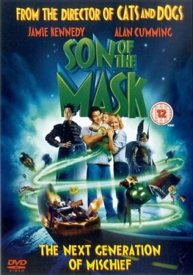 Son Of Mask-Dvd-Very Good Condition