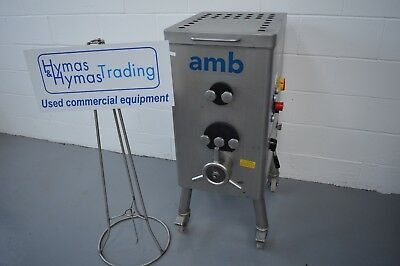 AMB TC32 Mincer mixer Twin worm + paddle For/Rev Variable speed 240v  FANTASTIC