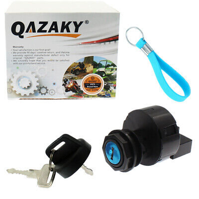 Ignition Key Switch For Polaris 4011002 4012165 4011142 4010390 4012164 RM05020