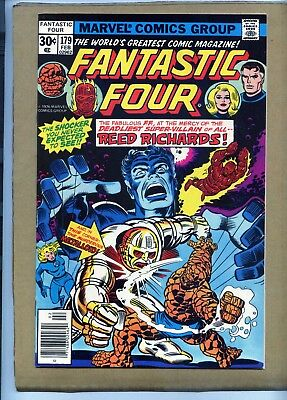 Fantastic Four #179 9.6! Sharp Copy