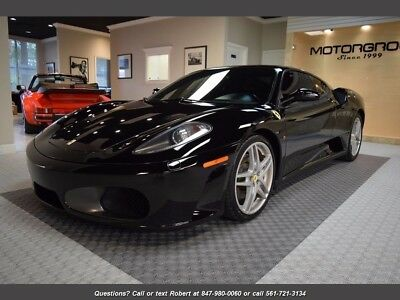 2005 F430 Coupe F1 2005 Ferrari F430 Coupe Low Miles, Serviced, Books, BUY $953/month, 15% Down OAC