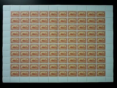 USA. 1898. Trans-Mississippi Exposition Issue. 4. (REPRODUCTION.) SHEET/100 PCs.