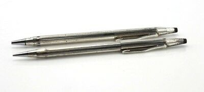 Vintage Tiffany & Co. Sterling Silver Pen & Pencil Set Made In Usa- Nr #3870
