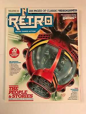GamesTM Retro Volume 3 Bookazine    (gamer magazine)