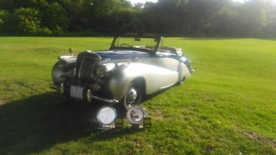 Other Makes 1949 Daimler Barker Special Sports