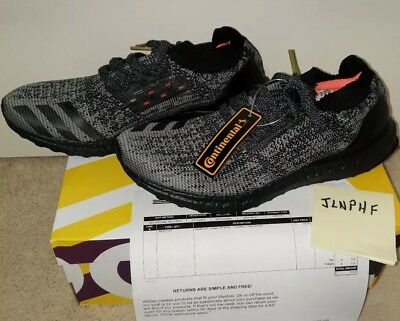 dfa98953a07ff ADIDAS UltraBOOST Uncaged LTD Triple Black (BB4679) VNDS Size 8.5 w  Receipt