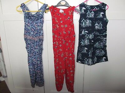 Bundle Of Girls Jumpsuit & playsuit 2-3 Years Toddler Child