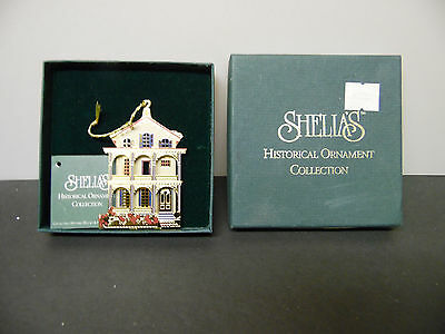 SHEILA'S Historical Ornament Stockton Place Row House 1995