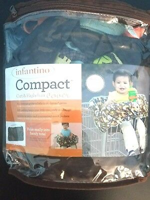 INFANTINO Shopping Cart and Highchair Cover
