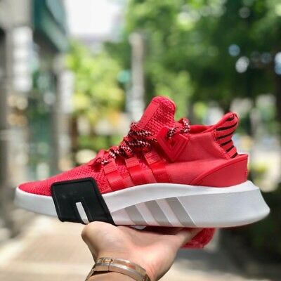 pretty nice 89558 84962 Adidas Originals Eqt Bask Adv B22642 Sneakers Basketball Shoes 100%  Authentic