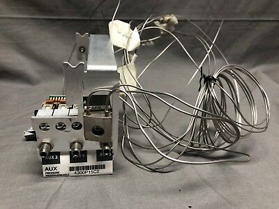 agilent 6890 Three channels of auxiliary EPC G1570A
