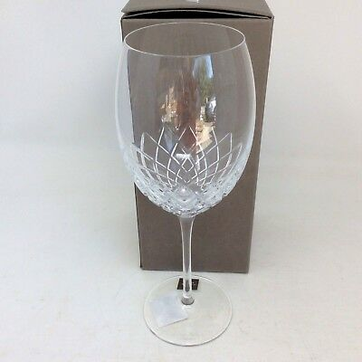 Waterford Wine Glass Goblet Lead Crystal NEW Monique Lhuillier Cherish