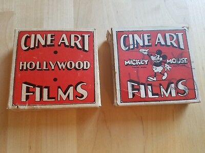 Cine Art Hollywood Films Mickey Mouse 827-Z and Egging the Yeggs 3152-Z