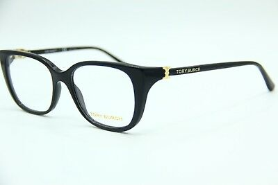 4382731a76 New Tory Burch Ty 2068 1377 Black Eyeglasses Authentic Frame Rx Ty2068 50-16