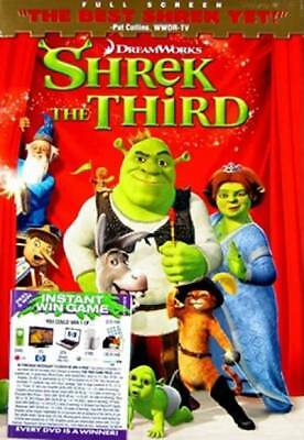 Shrek The Third (Full Screen Edition)