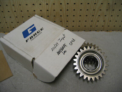 G Force GSR, G4, Tex T101A & T101 Mid Valley & Andrews A4 Gear Sets