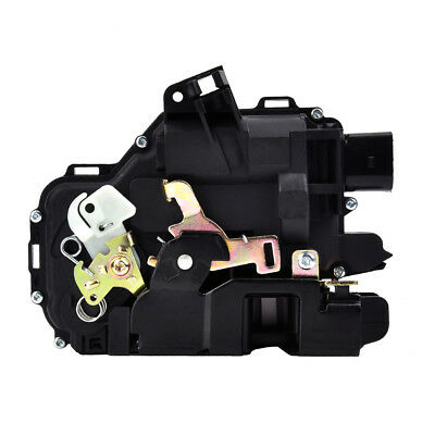 Front Door Lock Actuator & Latch Driver for Volkswagen Golf Beetle Jetta Passat