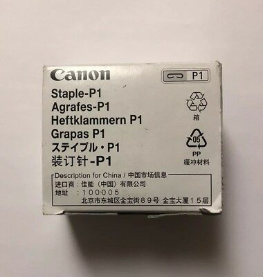 New Canon Refill 1008B001 Staple Type P1  With Free Shipping