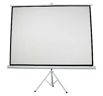 Outdoor/Indoor Portable Projector Screen w/ Stand 7x5 ft.
