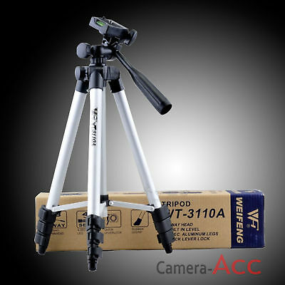 New Pro Universal Light Weight Digital Camera Camcorder Adjustable Tripod Stand