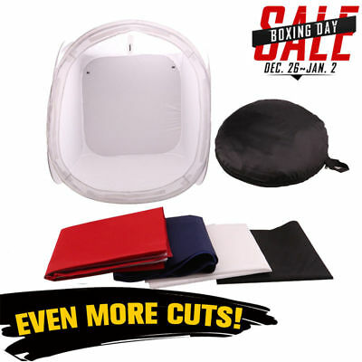 """20"""" /50cm Tent Lighting Cube Softbox Soft Box for Photo Photography Studio Props"""
