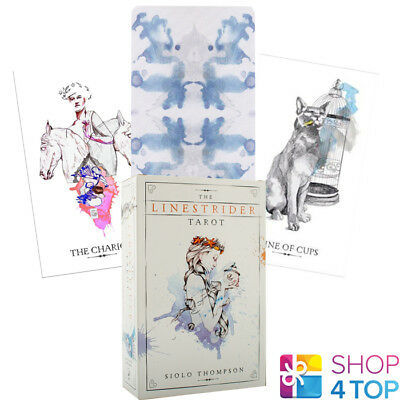The Linestrider Tarot Cards Deck Siolo Thompson Llewellyn New