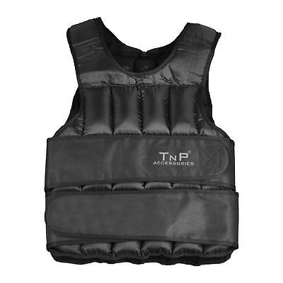 Adjustable Weight Vest 5Kg Weighted Calisthenics Crossfit Strenghth Training