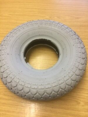 Wanda Grey Mobility Scooter Tyres Tread Pneumatic 4.00-5