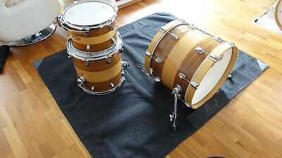 Ludwig Drum Epic x-over jazzette mit DW Collectors snare
