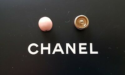 Boutons Chanel 14 mm.