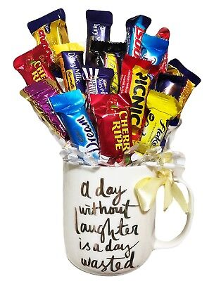 BRAND NEW My Favourite Mug Edible Gift Hamper Chocolate Gift Ideas