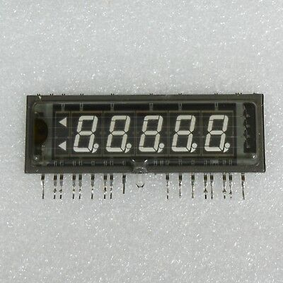1pcs NEC FIP6D15 VFD Display 7-segment VFD Tube, Nixie clock era