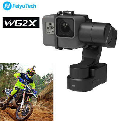 New Feiyu WG2 X WaterProof Gimbal for GoPro HERO 7/6/5/4 Session Action Camera
