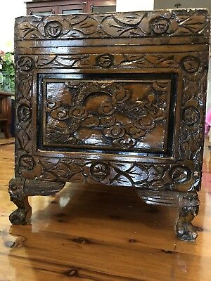 Antique Rare Chinese Camphor Table