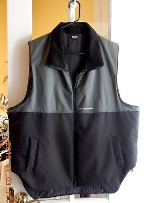 Bmw Motorcycle 3M Thinsulate Heated Vest In Size 3X (New W/o Tags) Retail $269