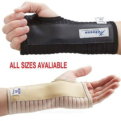 Actesso Breathable Wrist Support Splint for Sprain Injury Carpal Tunnel Pain