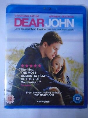 Dear John (Blu-ray, 2010), New & Sealed D2