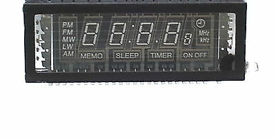 Futaba 9-MT-21ZK VFD - Vacuum Fluorescent Display - 9MT21ZK - Made in Japan -NOS