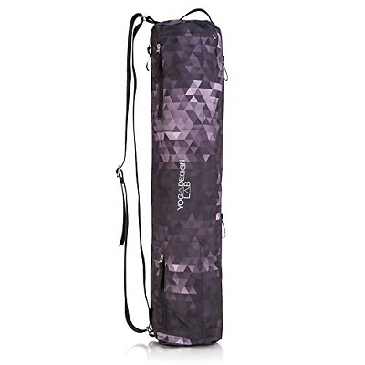 Yoga Design Lab YOGA MAT BAG All-in-One, Lightweight, Multi-Pockets, Extra | The