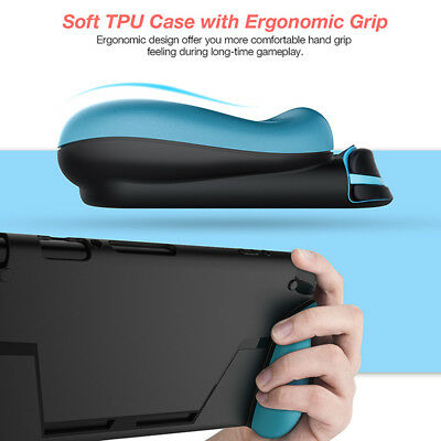 Hot Selling for Nintendo Switch Gamepad Joysticks Console & handle Silicone Case