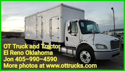 07 Freightliner M2 21ft Refer Refrigerator Freezer Food Van Box Truck